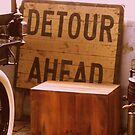Detour Ahead by Rachel Williams