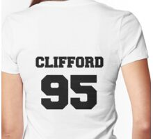 Michael Clifford 1995 Womens Fitted T-Shirt