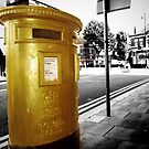 Olympic Gold in Wimbledon by lallymac