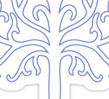 tree of gondor deluxe 2 Sticker