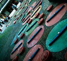 Colorful Circles [ iPad / iPod / iPhone Case ] by Mauricio Santana