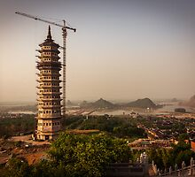 Bai Dinh Pagoda by Zati