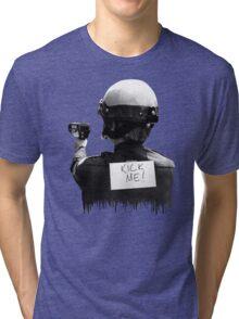 Kick Me Tri-blend T-Shirt