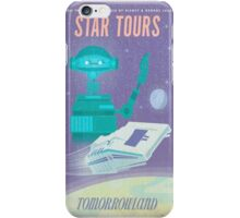 Star tours iPhone Case/Skin