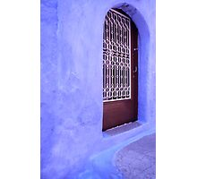 Greek Blues Photographic Print