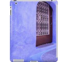 Greek Blues iPad Case/Skin