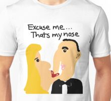 Nose Sucker Unisex T-Shirt