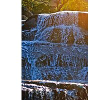 Coloured Waters Photographic Print