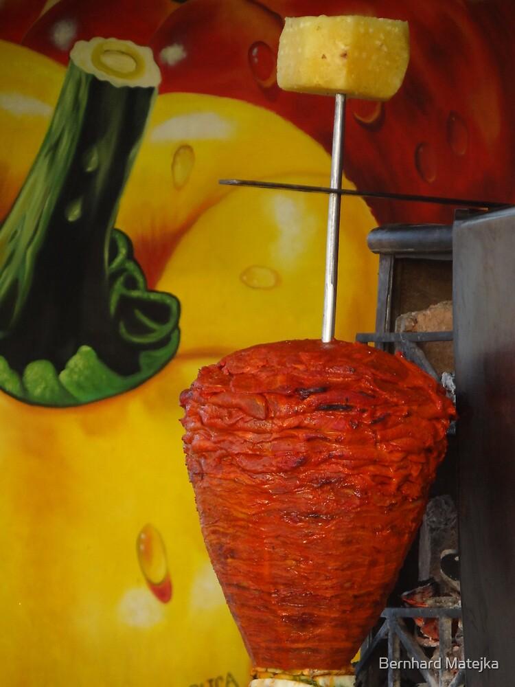 Mexican Food And Colors - Comida Y Colores Mexicanos by Bernhard Matejka
