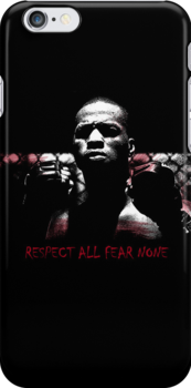 Respect All Fear None by RaphArt