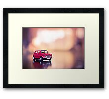 Mini Mini Cooper Framed Print