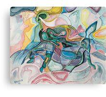 Music Charmer Canvas Print