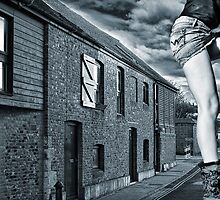 A Lovely-Legged Woman by carlosandesther photographic