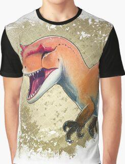 Allosaurus Graphic T-Shirt