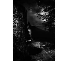 Clair Obscur Photographic Print
