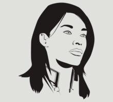 Ashley Williams by Rob Browne
