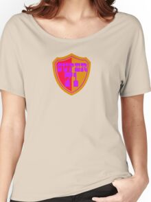 Super 71 - Shield - Orange Women's Relaxed Fit T-Shirt