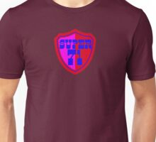 Super 71 - Shield - Red Unisex T-Shirt