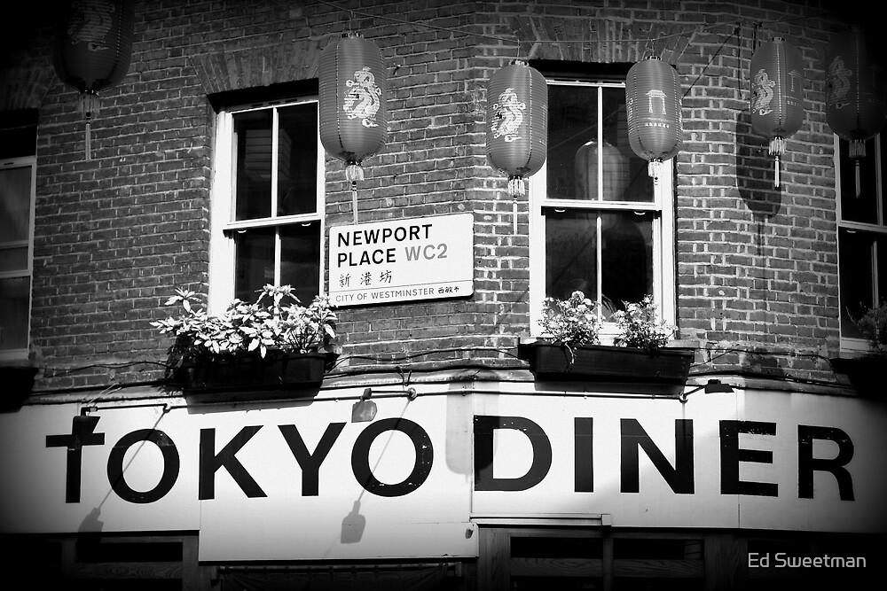 Tokyo Diner - London by Ed Sweetman
