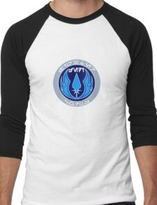 Jedi Fighter Corps - Star Wars Veteran Series Men's Baseball ¾ T-Shirt