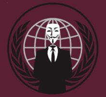 Anonymous - We Are Legion by Buleste