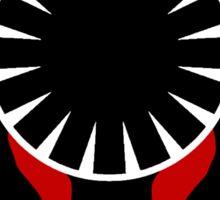 Star Wars Episode VII - The Finalizer (First Order) - Star Wars Veteran Series Sticker