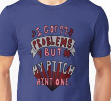 Perfect Pitch Unisex T-Shirt