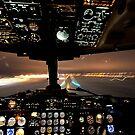 Airplane Cockpit by shoshgoodman