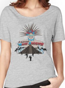 Mayan Apocalypse Women's Relaxed Fit T-Shirt