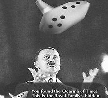Hitlerina of Time by joeyboi221