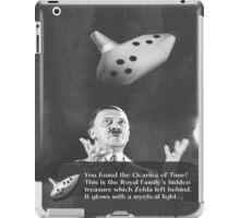 Hitlerina of Time iPad Case/Skin