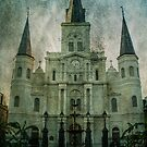 St. Louis Cathedral by Cynthia Broomfield