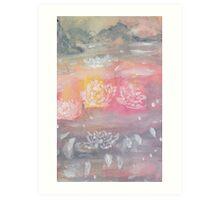 Mystic Flow Art Print