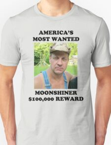 Moonshiners - Most Wanted T-Shirt