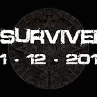 I Survived 21 - 12 - 2012 by Nicklas81