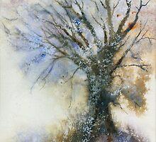 Winter 2010 (Original sold) by Jacki Stokes