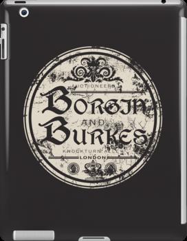Borgin and Burkes by moysche