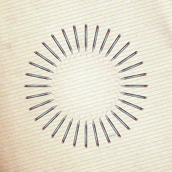Between The Lines by perkinsdesigns