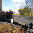 High Line, New York City's Elevated Garden and Park by lenspiro
