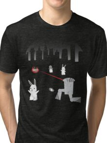 Destroy Cute Little Animals Tri-blend T-Shirt
