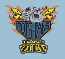 POTS & PANS BAND Kids Clothes