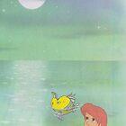 little mermaid by shoshgoodman