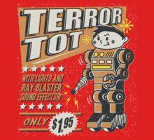 TERROR TOT Baby Tee