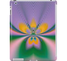 Purple Lotus iPad Case/Skin