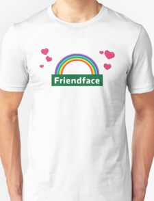 The IT Crowd – Friendface Logo T-Shirt