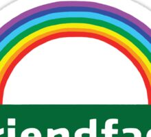 The IT Crowd – Friendface Logo Sticker