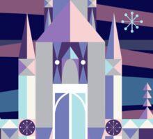 Ice Castle Sticker