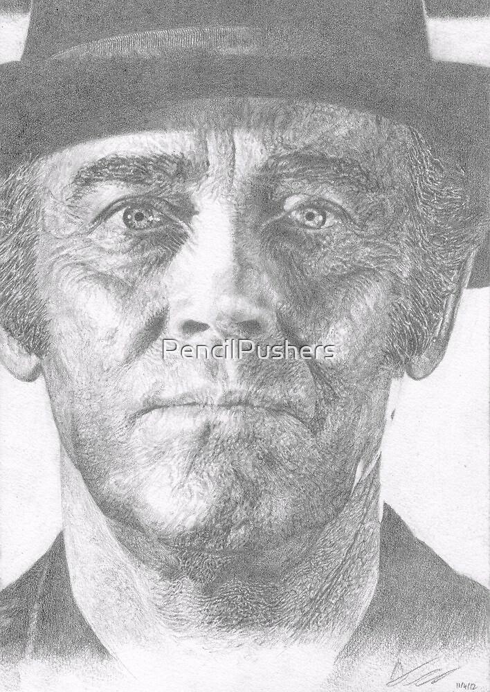Henry Fonda by PencilPushers