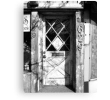 629 Bloomfield Ave Canvas Print