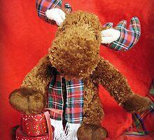 Chris Moose by Susan S. Kline